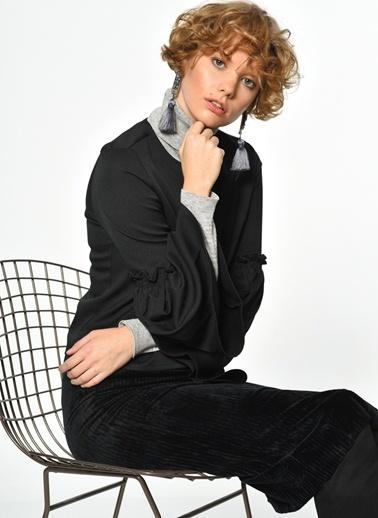 Lydc Bluz Siyah